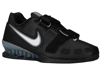 Wide Width Weightlifting Shoes