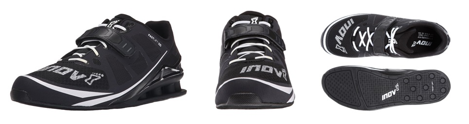 Inov 8 Fastlift 325 review | Weightlifting Shoe Guide