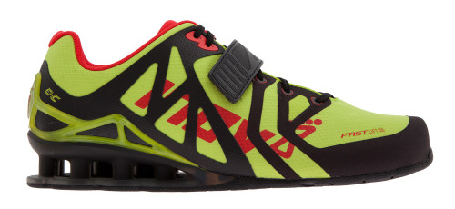 Inov 8 Fastlift 315335 review | Weightlifting Shoe Guide